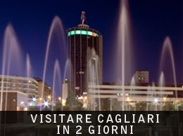 Visitare Cagliari in 2 giorni