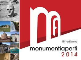Monumenti aperti edizione 2014