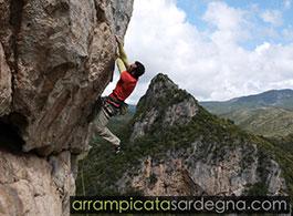 Arrampicarsi in Sardegna