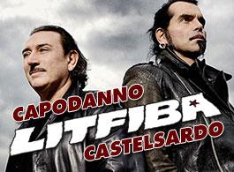 Litfiba a Castelsardo per il capodanno 2015