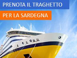 Prenotazione online traghetti Sardegna