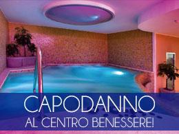 Capodanno 2016 a Carbonia in centro benessere
