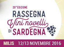 Rassegna Vini Novelli di Sardegna 2016