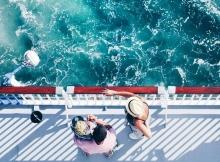 Nave verso la Sardegna