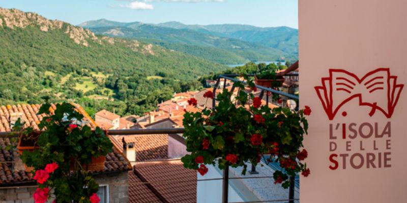 Isola delle Storie, il festival letterario numero uno in Sardegna torna a Gavoi