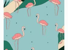 Pink Flamingos La Fille Bertha 2019