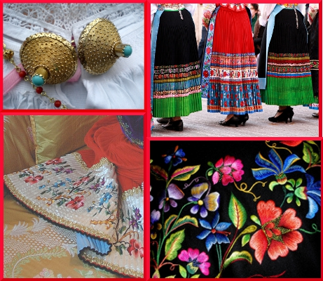 национальные костюмы Сардинии