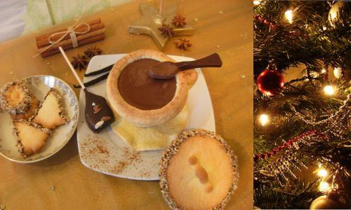горячий шоколоад