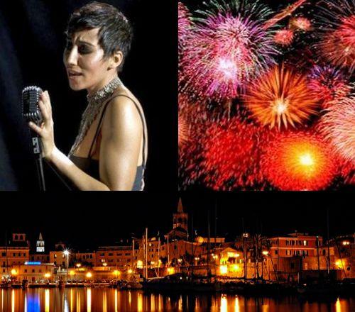 Новый год в Альгеро. Малика Айан