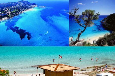 Пляжи La Pelosa и Cala Goloritzè