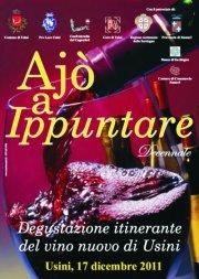 Фестиваль вина Ajo-a-ippuntare-2011