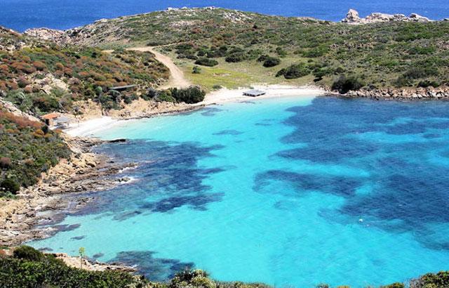 Asinara beach