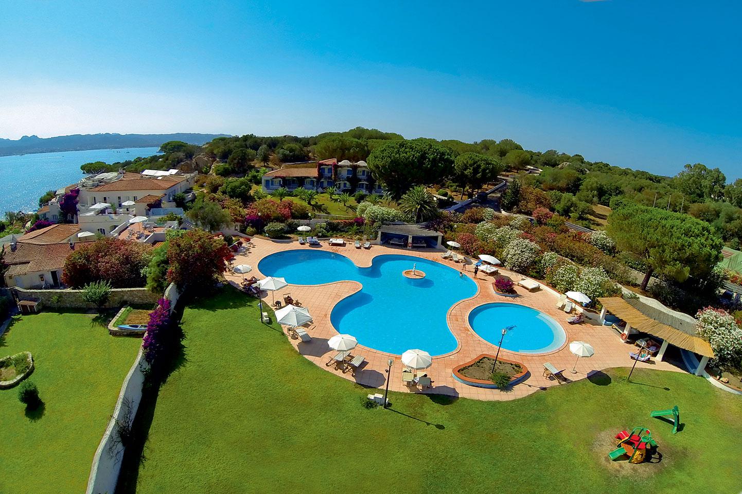 Park Hotel Resort Baja Sardinia Sardegna