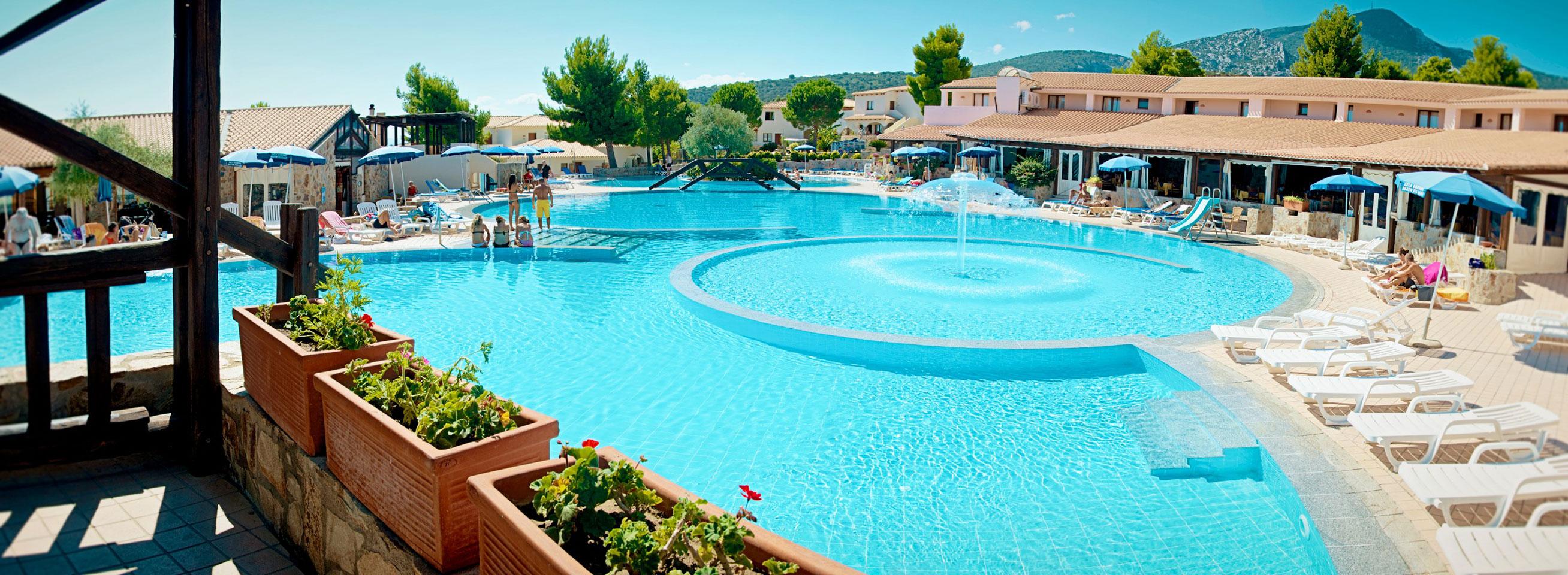 Hotel Cala Gonone Beach Village - Cala Gonone