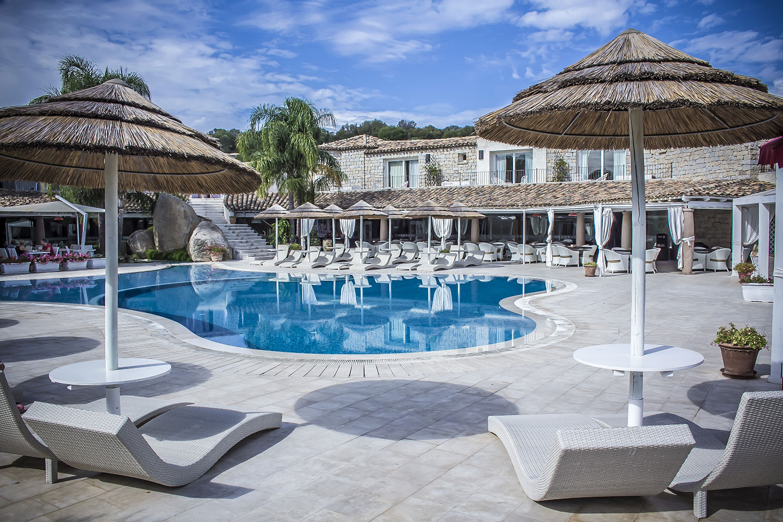 Hotel Villas Resort Sardinien Costa Rei