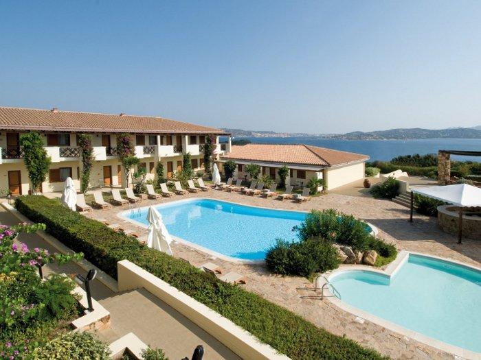 Hotel club palau palau sardinien italien for Hotel palau sardegna