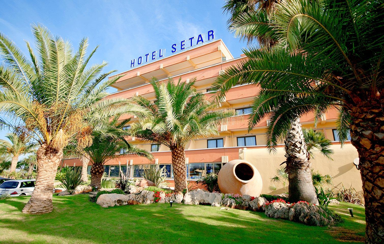 Hotel setar quartu sant 39 elena for Hotel sardegna cagliari