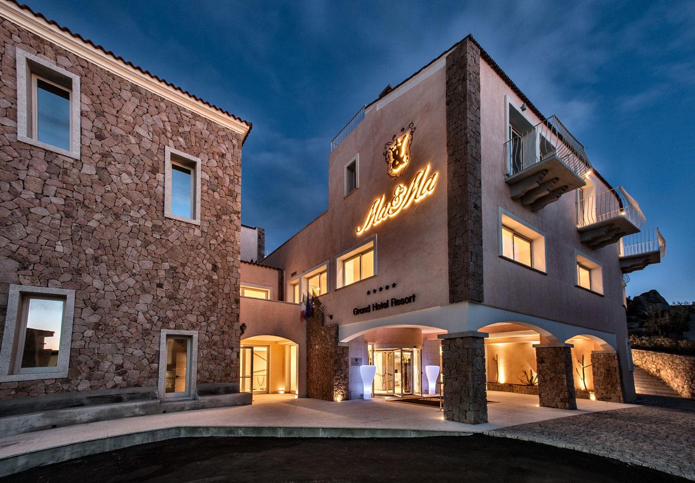 La Maddalena Hotel Ma Ma