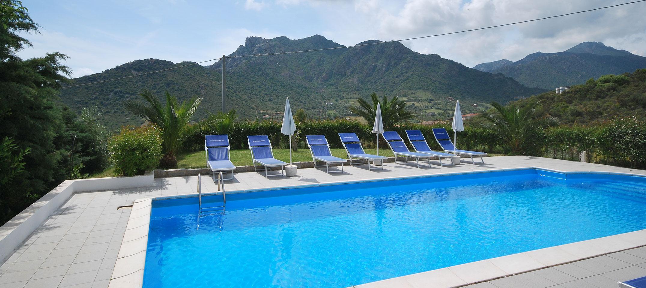 Hotel resort tanca cardedu sardaigne italie for Hotels sardaigne