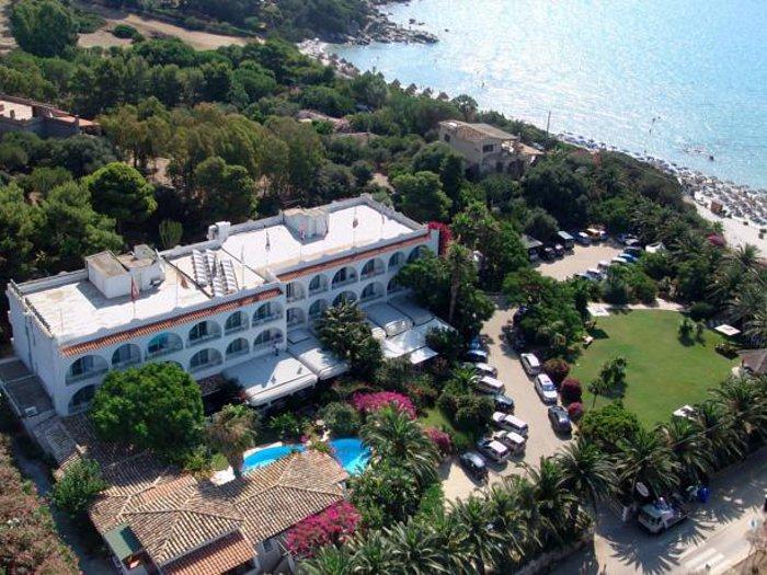 Hotel simius playa villasimius sardaigne italie for Hotels sardaigne