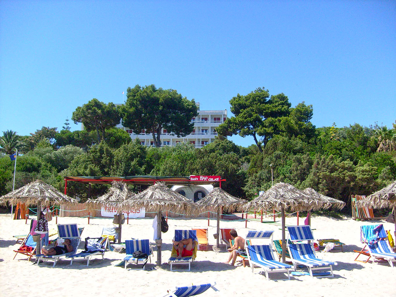 Hotel Abamar Santa Margherita Di Pula