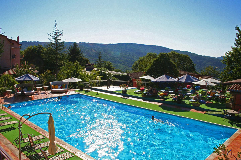 Hotel sa muvara aritzo sardaigne italie for Hotels sardaigne