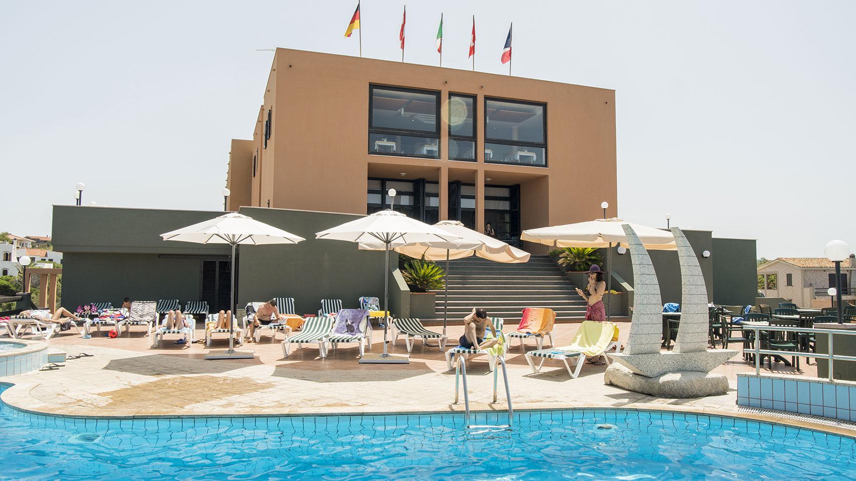 Hotel La Caletta Sardinien