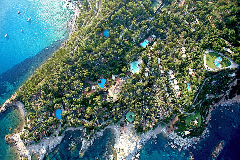 Arbatax Park Resort Telis Hotel
