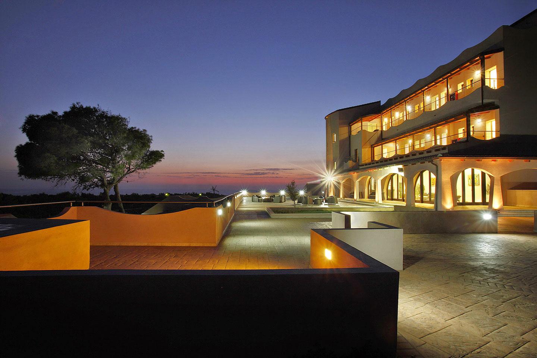 Mercury boutique hotel sant 39 antioco sardaigne italie for Sardaigne boutique hotel