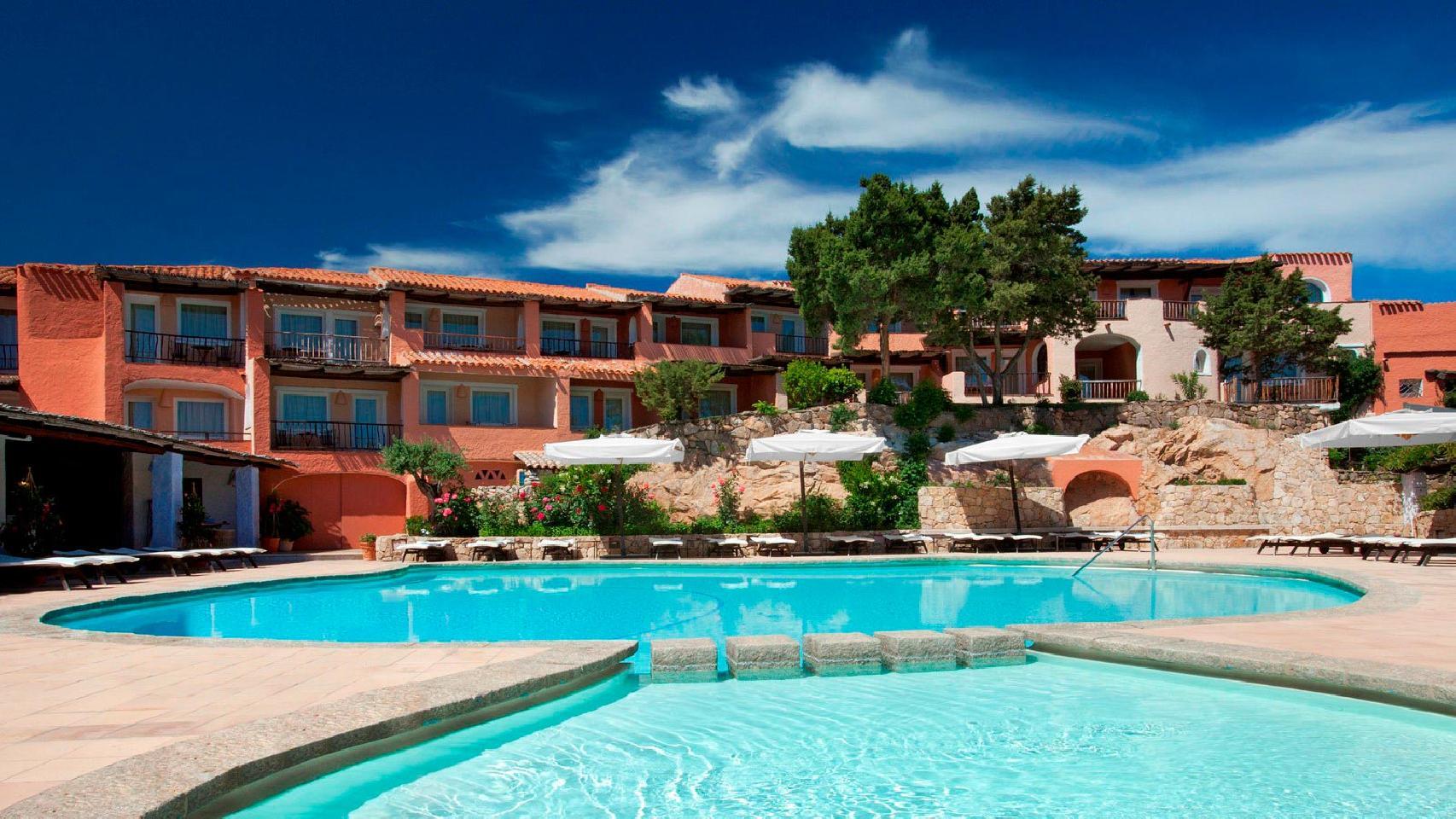 Cervo hotel costa smeralda resort porto cervo for Villaggio li cuncheddi sardegna