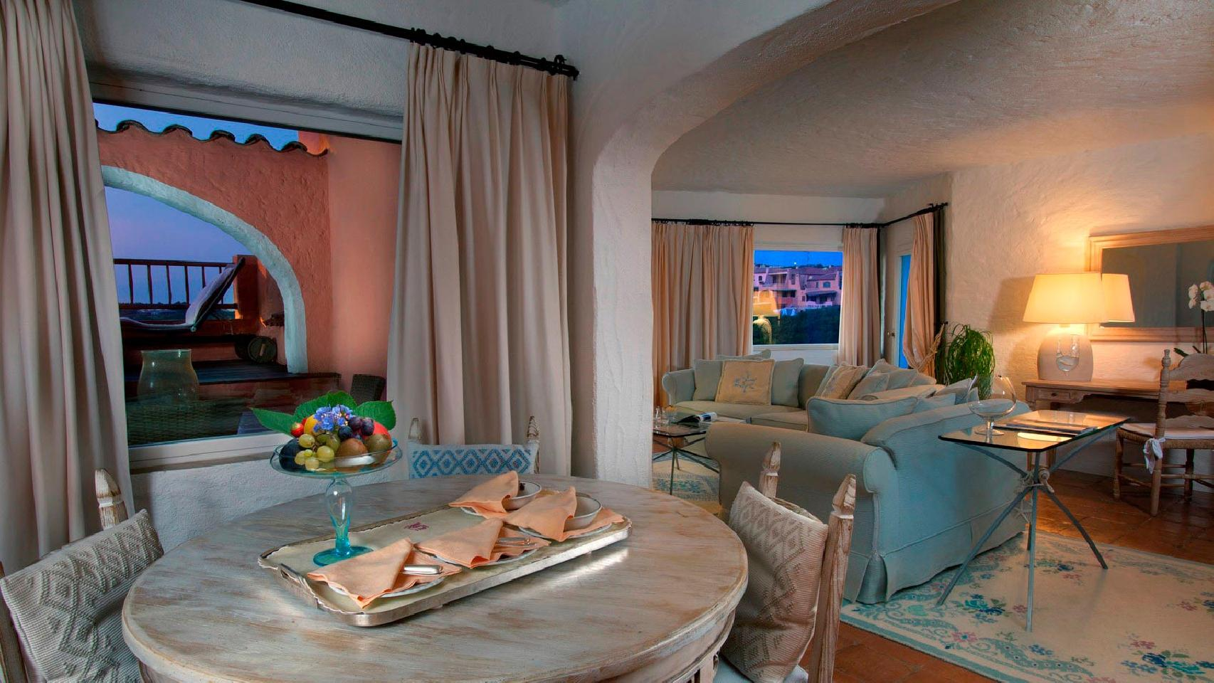 Buy apartment in Cervo on the coast