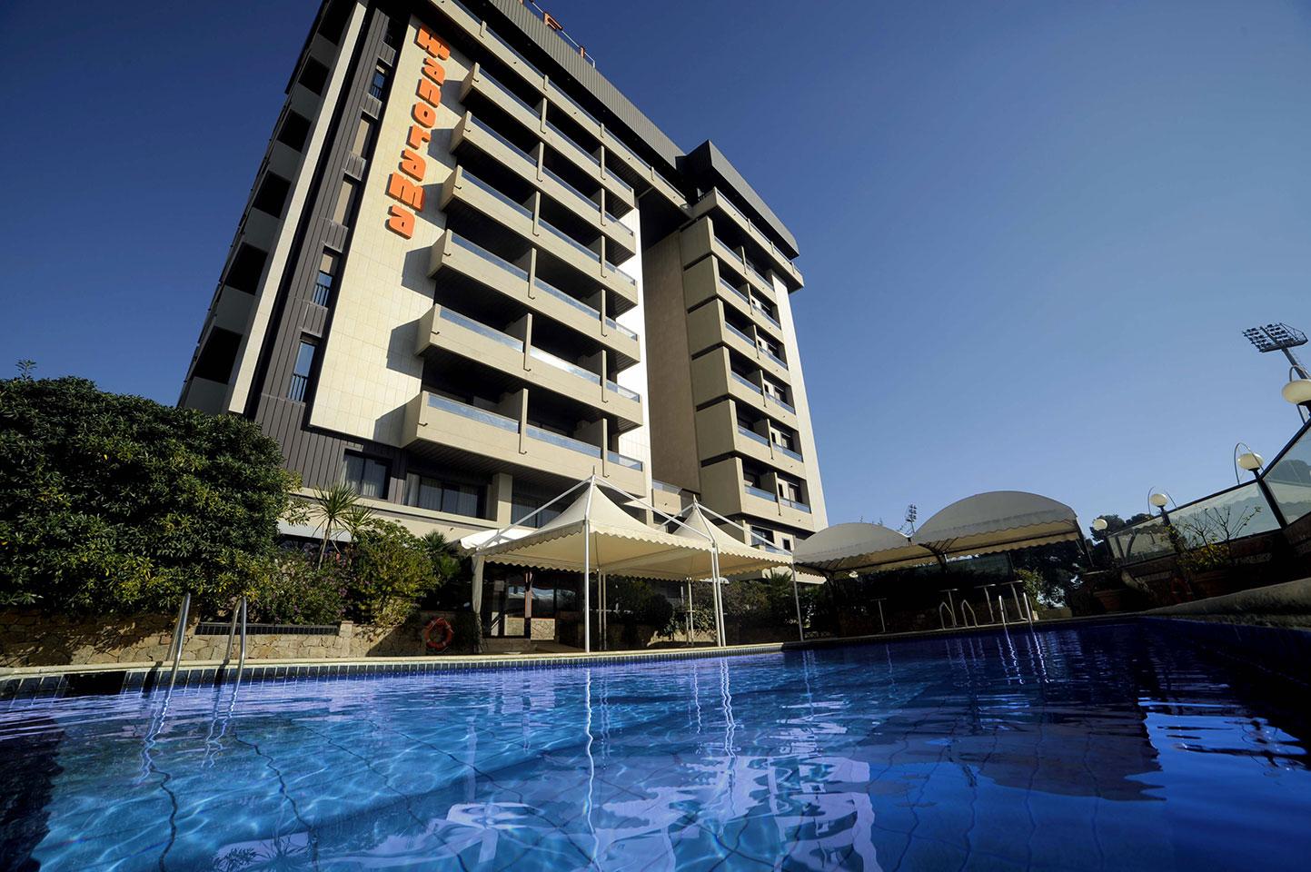 Hotel panorama cagliari cagliari cerde a italia for Hotel panorama