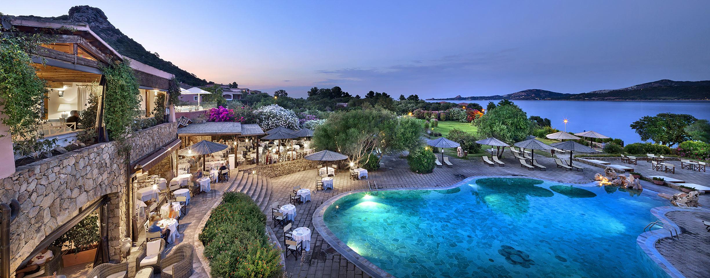 Hotel Resort Cala Di Falco Cannigione Arzachena