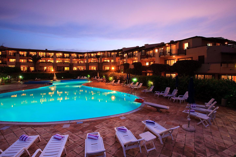 Porto Cervo Hotel  Sterne