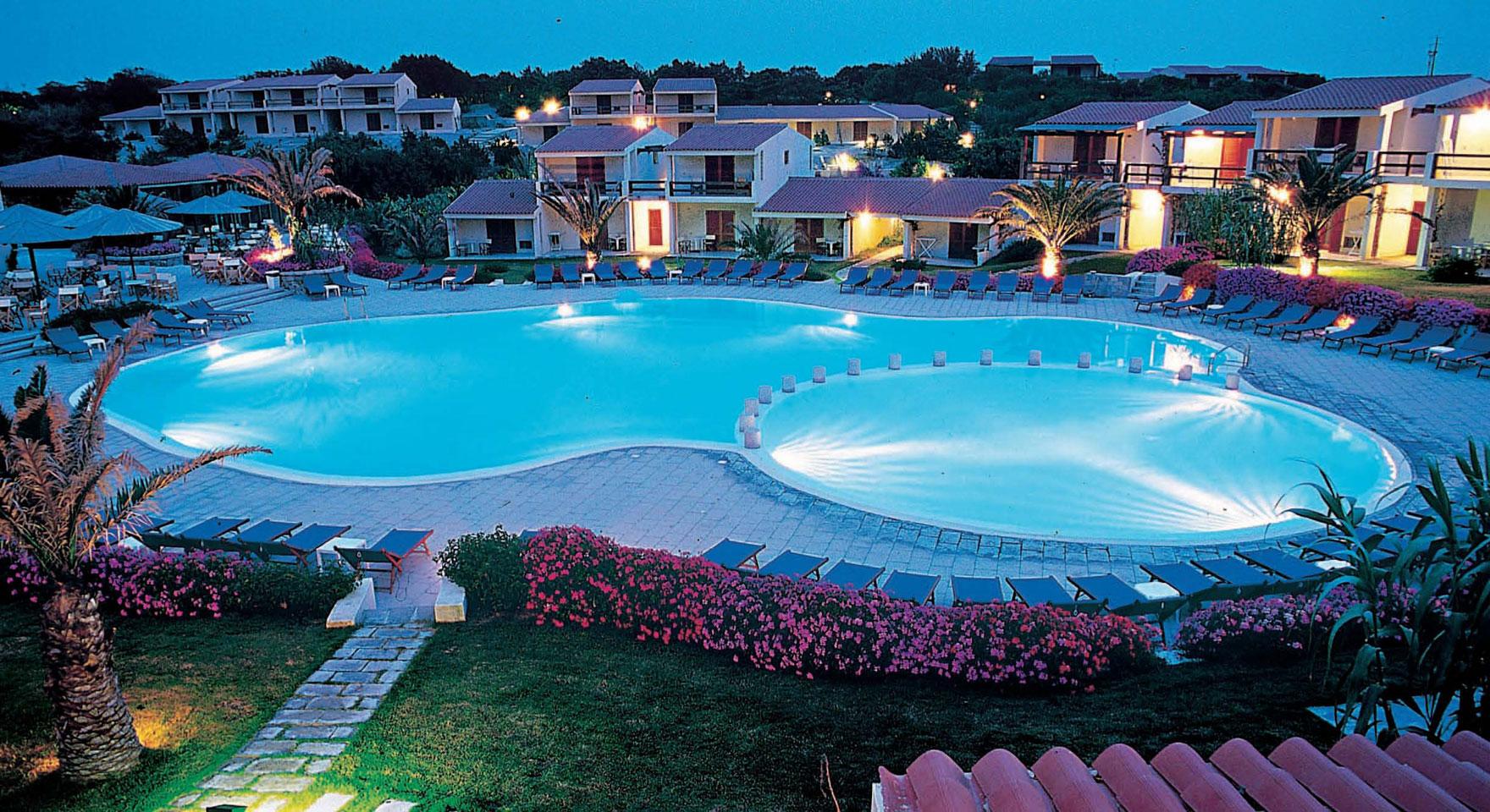 Resort And Spa Le Dune Hotel  Etoiles Badesi Sardaigne