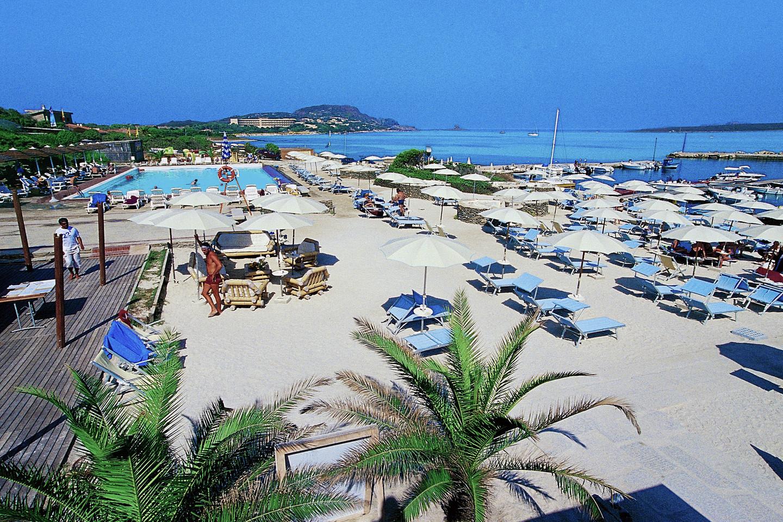 Club hotel ancora stintino for 3 piani di design da spiaggia