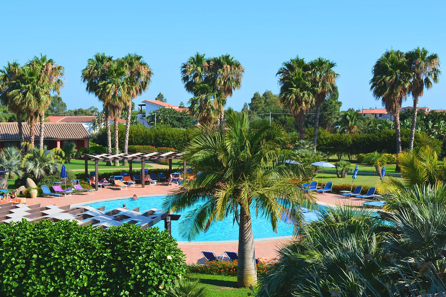 Lantana Hotel - Pula - Sardinia, Italy - Sardegna.com