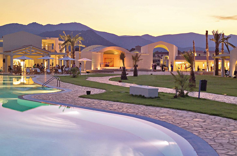 Hotel Villas Sardinien