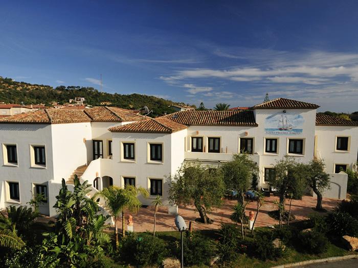 Hotel La Vecchia Marina Arbatax