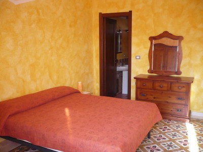 Bed and Breakfast La Terrazza - Tresnuraghes - Sardinien, Italien ...