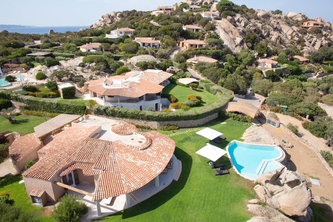 Palau Travel Guide Sardinia Italy Sardegna Com