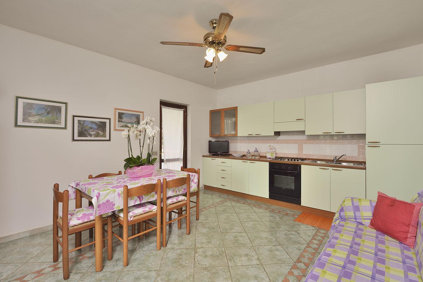 Appartamenti i fenicotteri san teodoro sardinien for Appartamenti la cinta