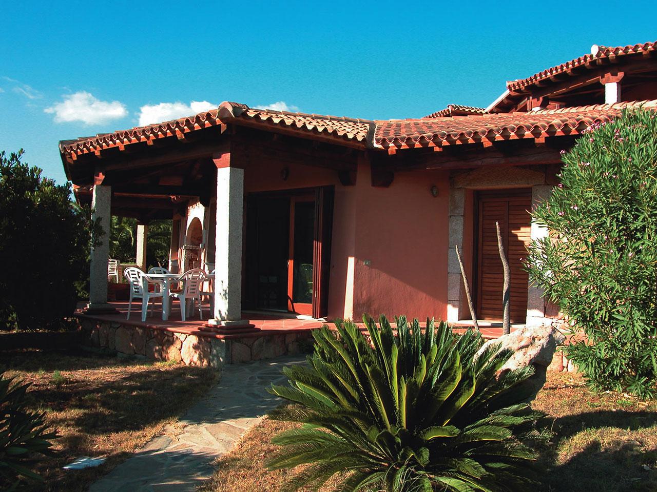 Rent a house in Capo Cavallo for Summer Coda