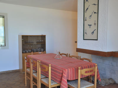 Apartment on the beach in Olbia