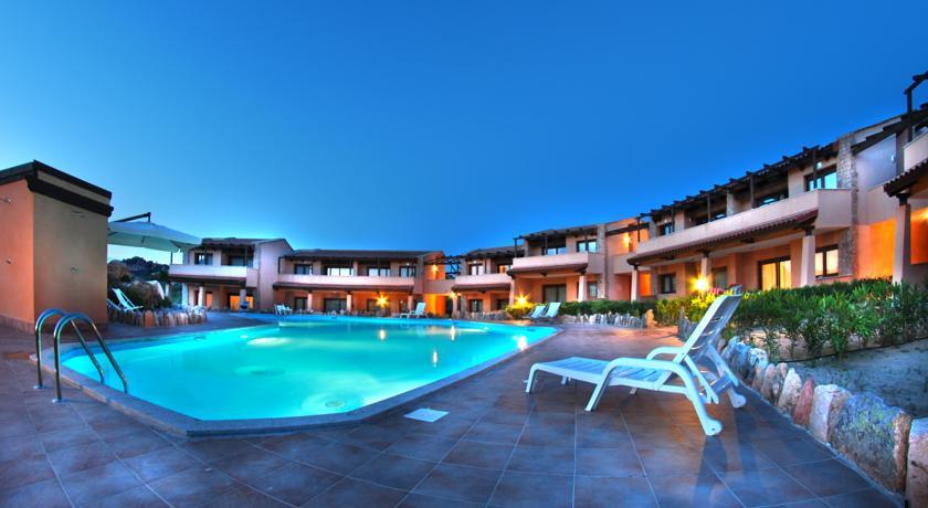 Appartamenti Olimpia Costa Paradiso Trinita D Agultu