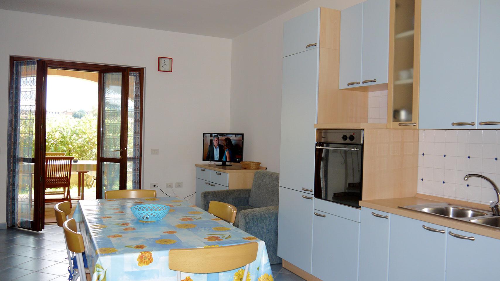 Appartamenti iris villasimius for Appartamenti sardegna