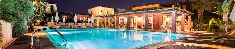 Ferienanlagen mit schwimmbad auf sardinien - Residence con piscina sardegna ...