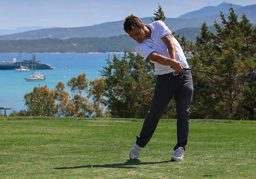 Golf hotels in Sardinia