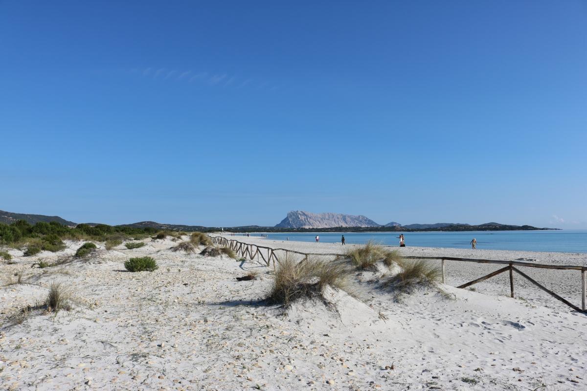 Spiaggia la cinta san teodoro for Budoni mare