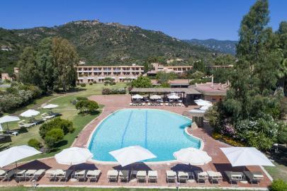 Golf hotels Sardinia - Sardegna com